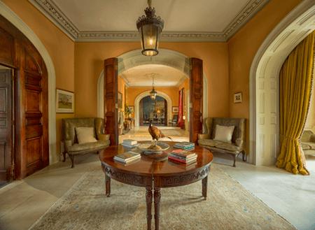 Ballynatray House Hallway