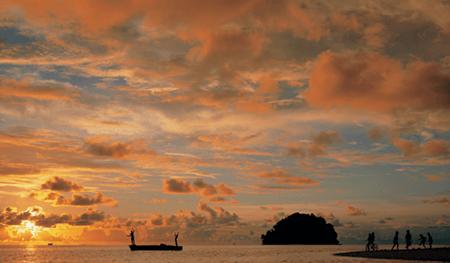 Adrian Houston london luxury photographer- Center Parcs South China sea