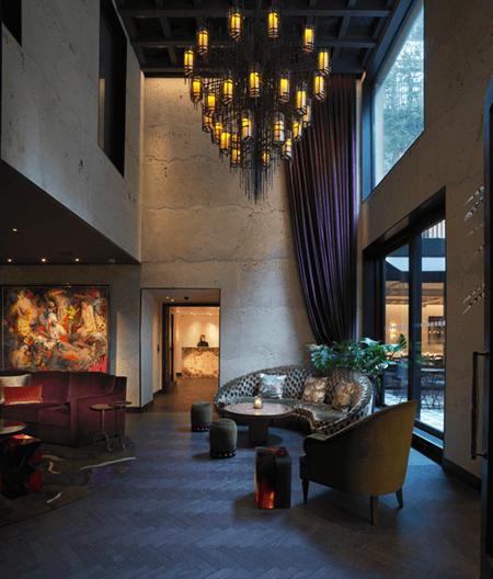 Adrian Houston london luxury photographer- Mandrake Hotel