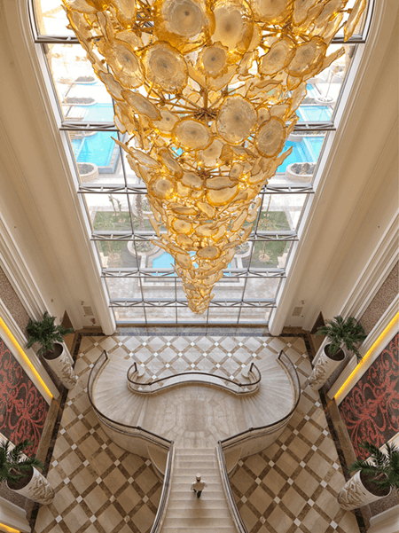 Adrian Houston london luxury photographer- Marsa Malaz Palace Doha