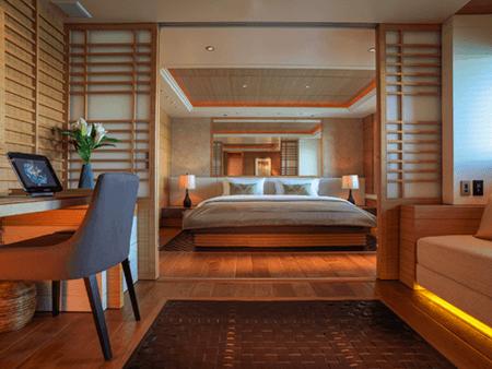 Adrian Houston london luxury photographer- Bedroom