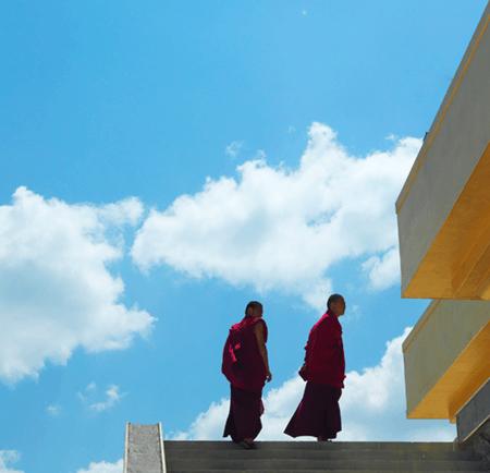 Adrian Houston london luxury photographer- Temple Bhutan