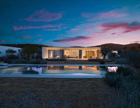 Adrian Houston london luxury photographer- Sabina Luxury Villa