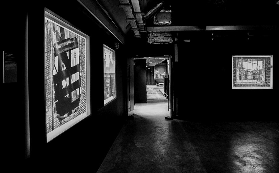 Adrian Houston Visions of Battersea Exhibition DSC04452