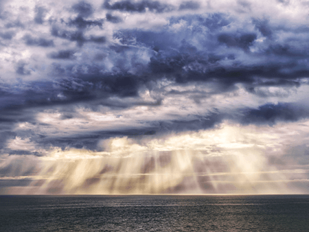 Luxury Fine Photography - Hasting Seascape by Photographer Adrian Houston
