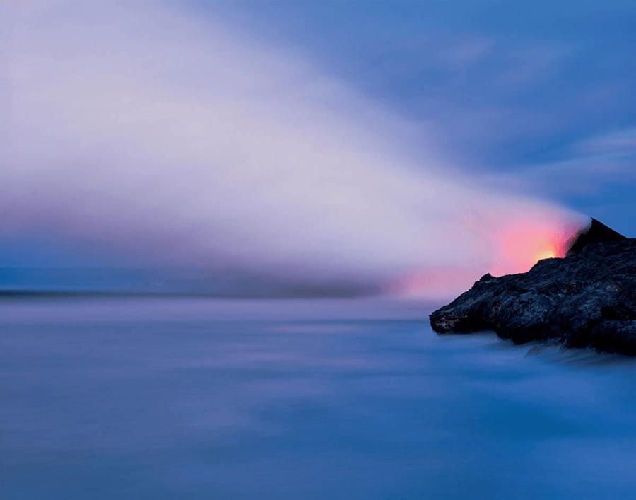Luxury Fine Photography - Kilauea Volcano by Photographer Adrian Houston