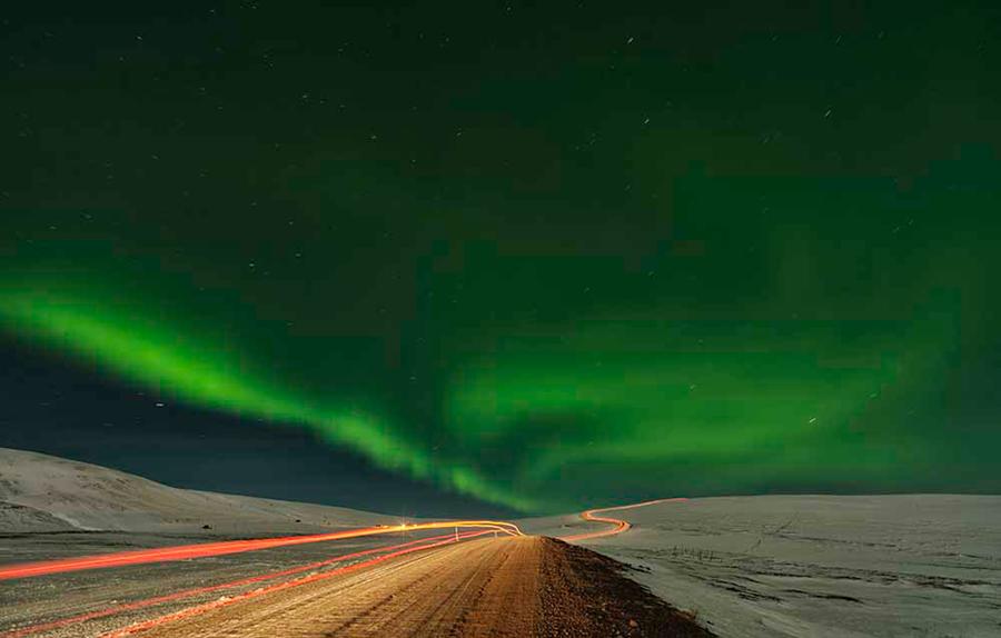 Adrian Houston london luxury photographer- Road to Heaven