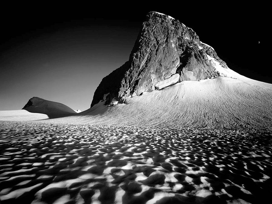 Luxury Fine Photography - Twin Peaks Juneau glacier Alaska by Photographer Adrian Houston