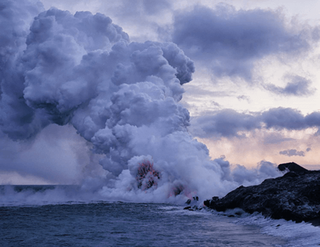 Luxury Fine Photography - Kilauea Volcano Series by Photographer Adrian Houston