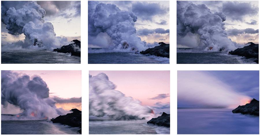 Adrian Houston Kilauea Volcano Series